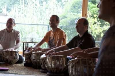 4/4 - SUMMER MELA 2016  Workshop tabla e cena labirinto