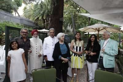 1/7 - SUMMER MELA 2013 - Gala Dinner at Hotel de Russie (crédits : Mario D'Angelo)