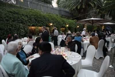 5/7 - SUMMER MELA 2013 - Gala Dinner at Hotel de Russie (crédits : Mario D'Angelo)