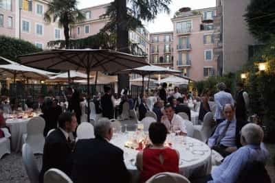 7/7 - SUMMER MELA 2013 - Gala Dinner at Hotel de Russie (crédits : Mario D'Angelo)