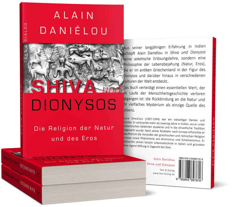 German translation of Shiva and Dionysus