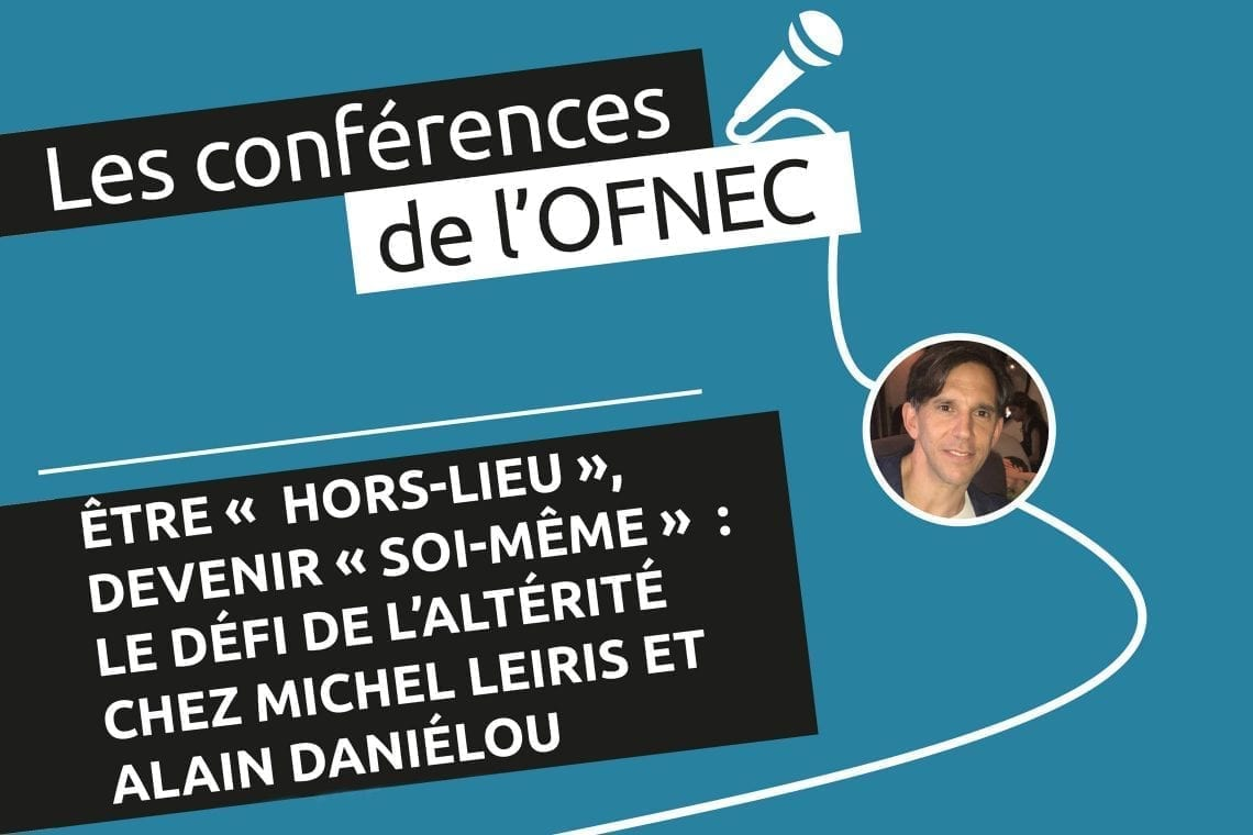 The Challenge of Otherness in Michel Leiris and Alain Daniélou