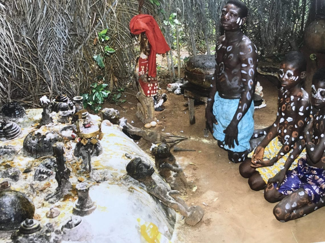 WORKSHOP Religions of Nature: The Voodoo Tradition / 4 - 6 June 2021