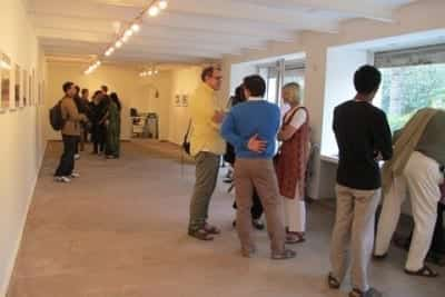 3/15 - BANARAS - ON THE GANGA Photographic exhibition at the Kriti Gallery
