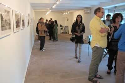 4/15 - BANARAS - ON THE GANGA Photographic exhibition at the Kriti Gallery