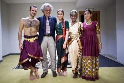 10/10 - FESTIVAL INDIA CONTEMPORANEA 'Music and rhythm from Traditional India' exhibition in Padua