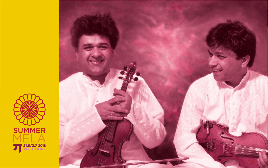 Ganesh and Kumaresh - Classical carnatic music