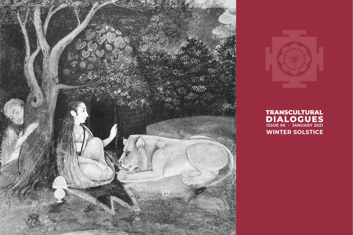 Transcultural Dialogues n°6: Adrián Navigante ALAIN DANIÉLOU: SACRIFICE AND COMPOSITION OF THE WHOLE