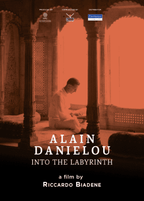 INTO THE LABYRINTH A Documentary film on Alain Daniélou by Riccardo Biadene