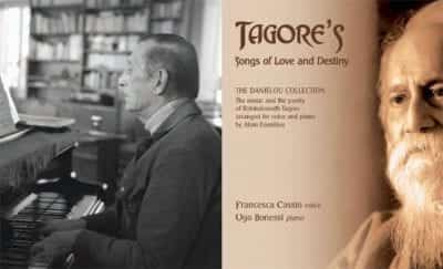 Tagore Songs of Love and Destiny