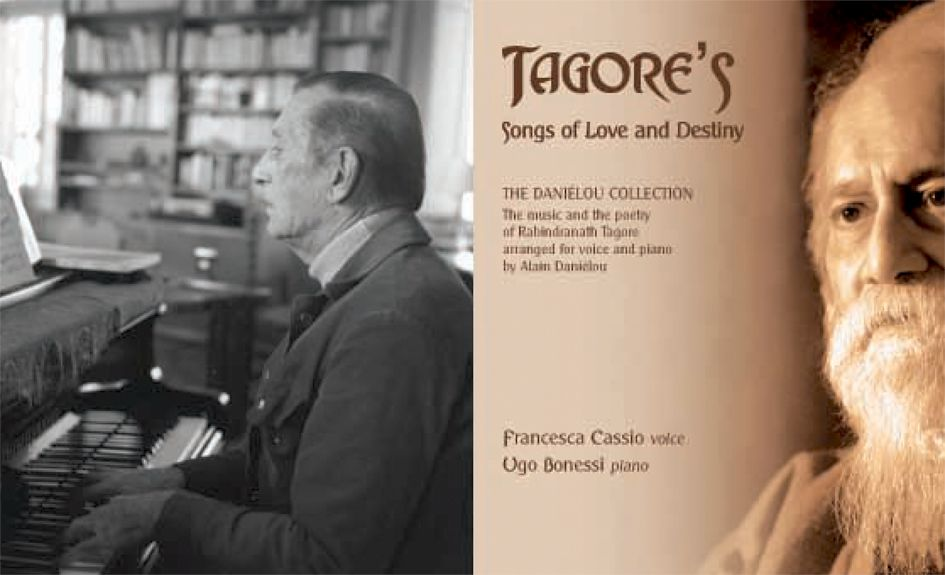 Tagore's Songs of Love and Destiny