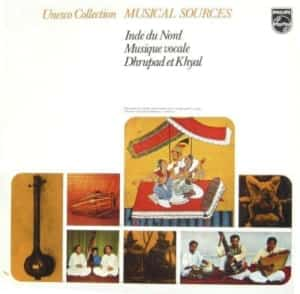 Collection Unesco Sources Musicales - Inde