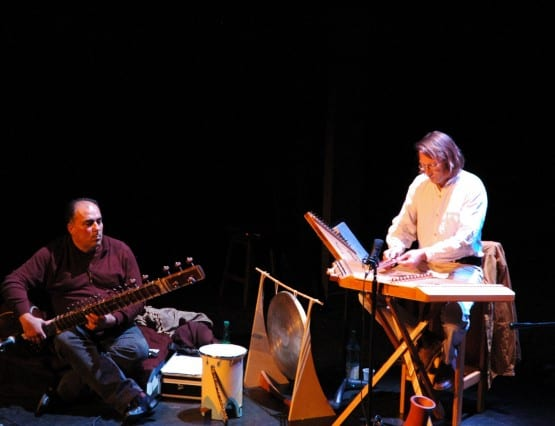 Semantic Works - Concert Paris, Maison des Cultures du Monde, 3 novembre 2007