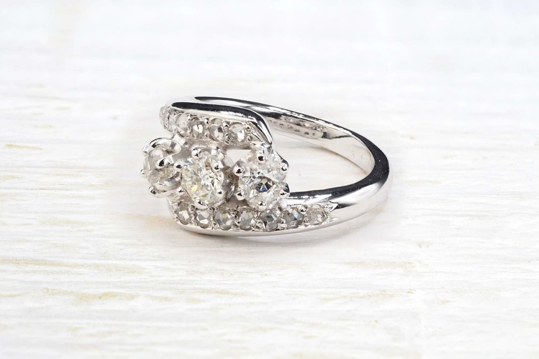 antique diamonds ring