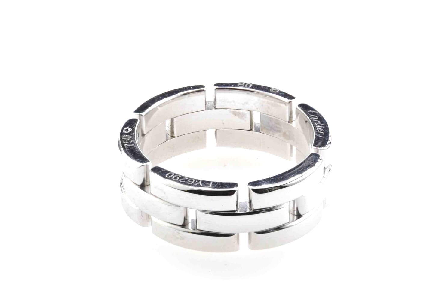 Bague occasion cartier