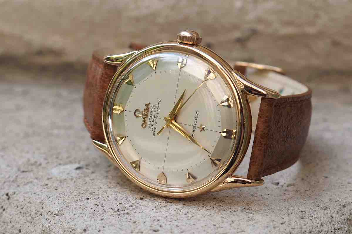 omega montre de collection