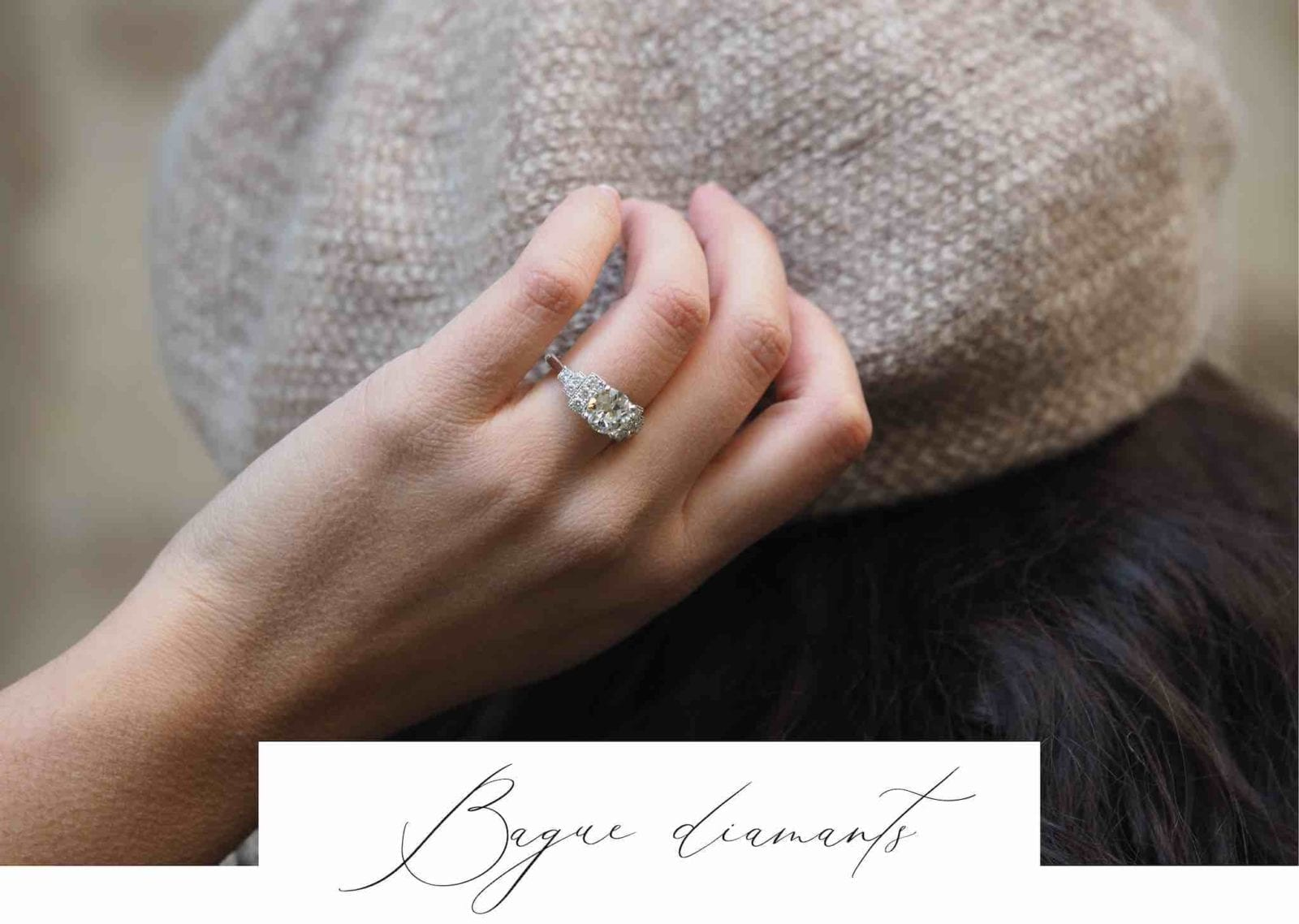 vente de bague diamants