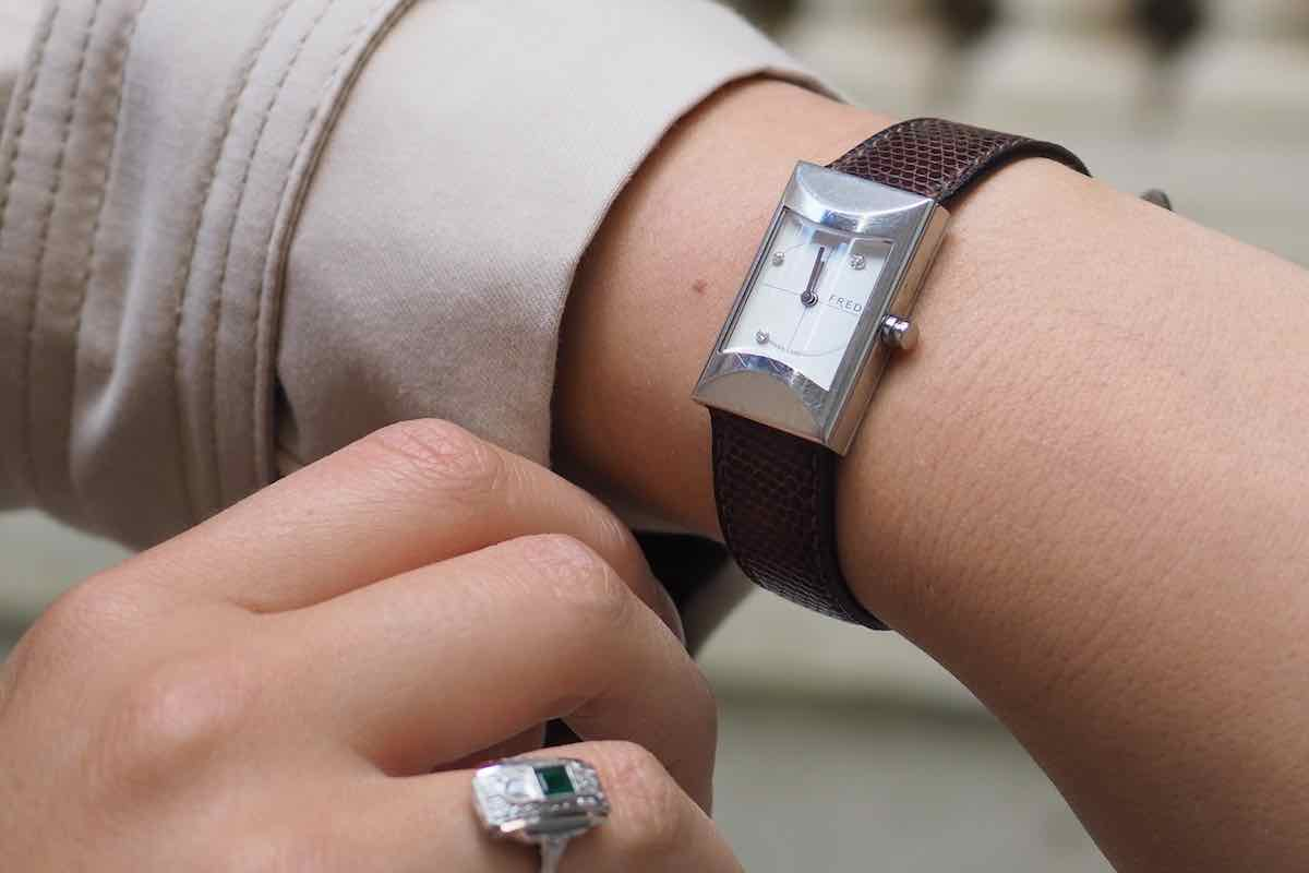 achat montres femme fred