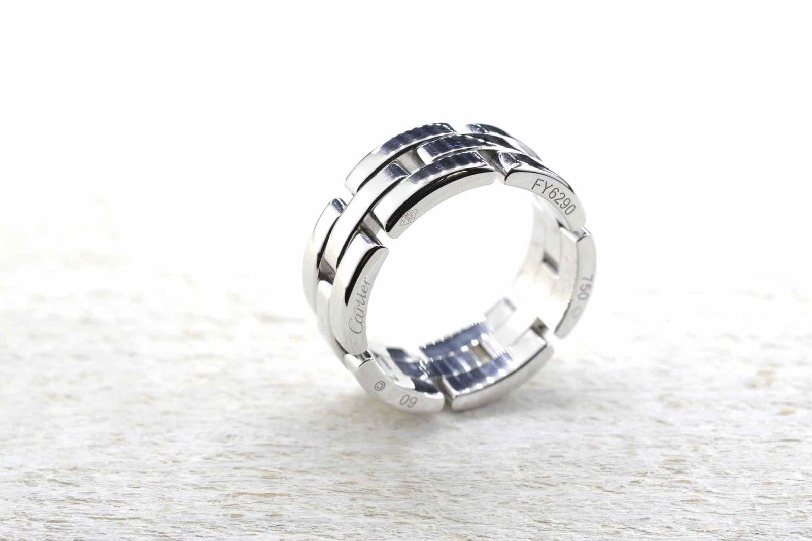 Bague Cartier d'occasion