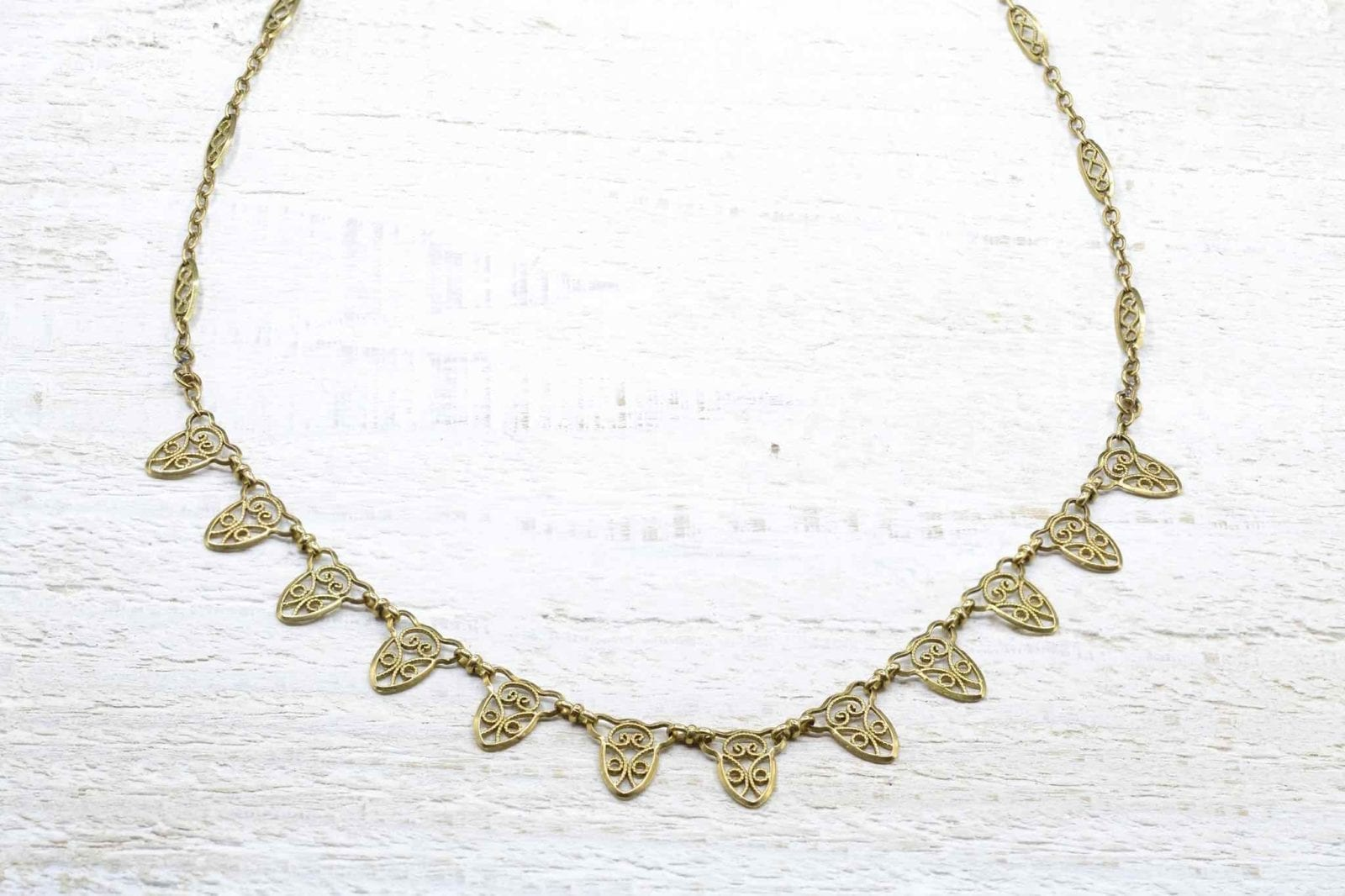Collier anciens